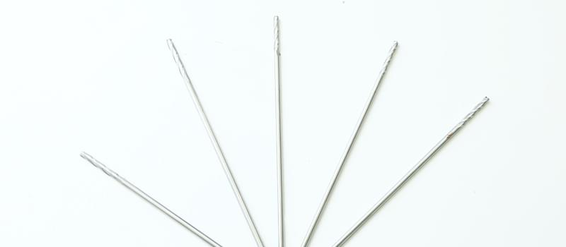 Can be reused medical orthopedic surgery drill bits
