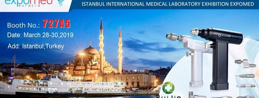 Visit Us at Istanbul International Medical Laboratory Exhibition